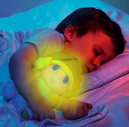 juguete para el niño dormir