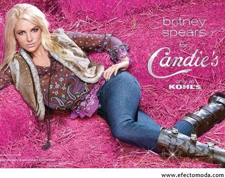 Britney Spears para Candie's