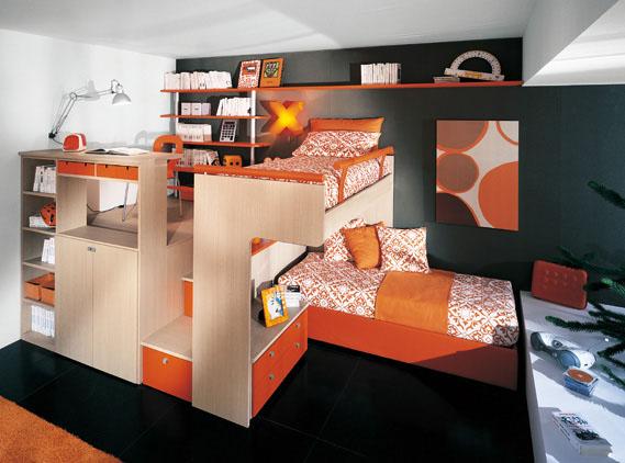 Dormitorios de altura