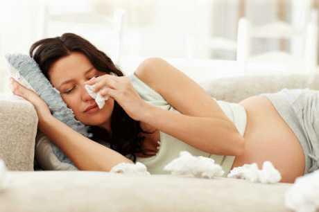 Tratar alergias y asma en el embarazo