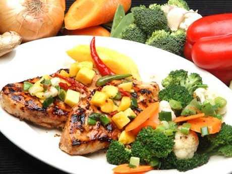 recomendaciones alimenticias