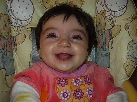 Alta autoestima en bebés