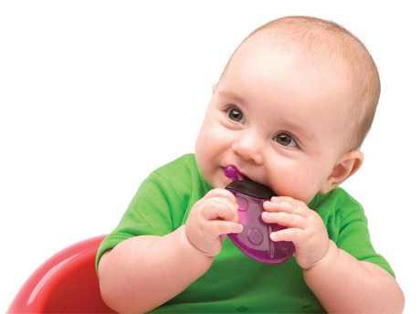 Cualidades del bebé de 4 a 7 meses