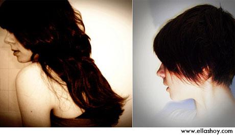 cabello antes despues