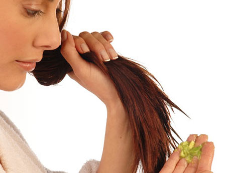 mascarilla para cabello