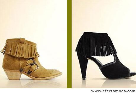 calzado mango 2009