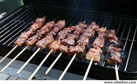 carnes barbacoa