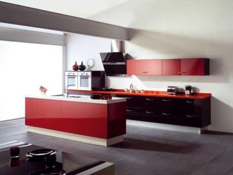 Materiales para cocinas modernas