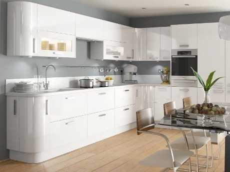 Cómo decorar la cocina con el comedor