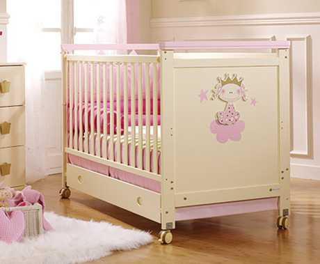 Elegir cuna bebé