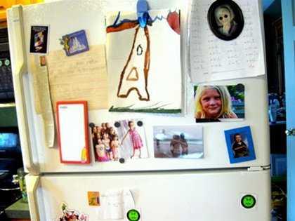 Cómo decorar el frigorífico