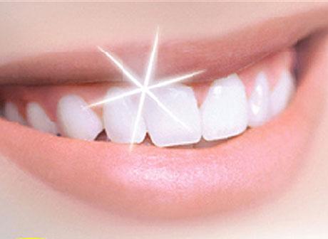 dientes relucientes