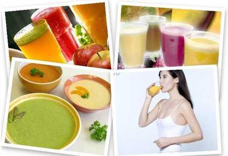Dieta blanda a base de líquidos