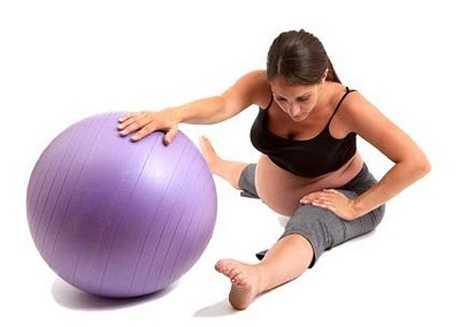 Practicar deporte durante el embarazo