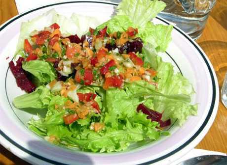 Las ensaladas, imprescindibles en nuestra dieta