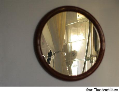 espejos de tu casa