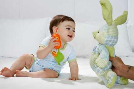 Estimulación cerebral del bebé