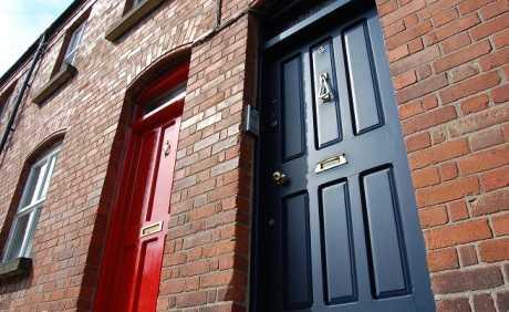 Cambiar la fachada exterior del hogar