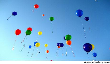 globos cielo