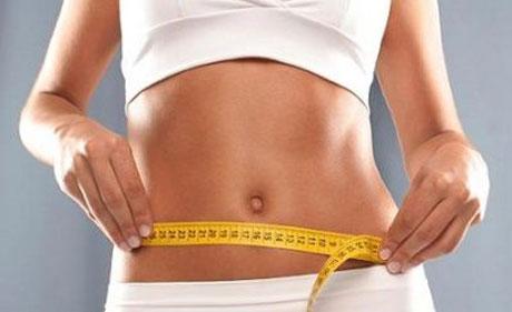 hinchazón del abdomen