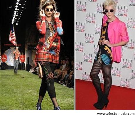 influencia punk moda