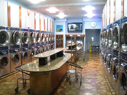 lavado pantalones