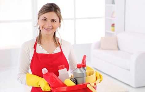 Cómo limpiar la casa rápidamente