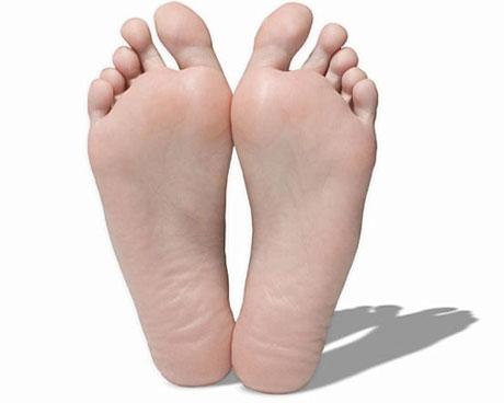 eliminar el mal olor en los pies