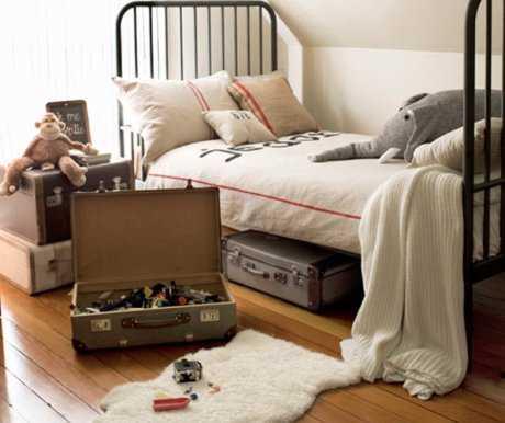 Qué hacer con las maletas viejas