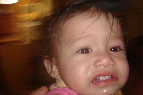 Enfermedades en bebés