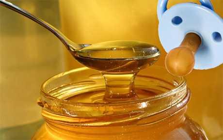 Peligro de la miel en bebés