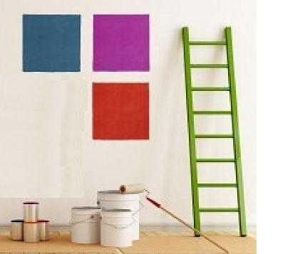 Cómo probar la pintura antes de pintar