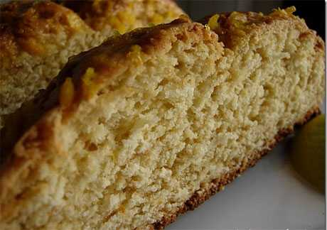 Pan de cítricos