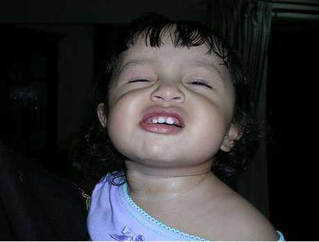 Higiene bucal en bebés