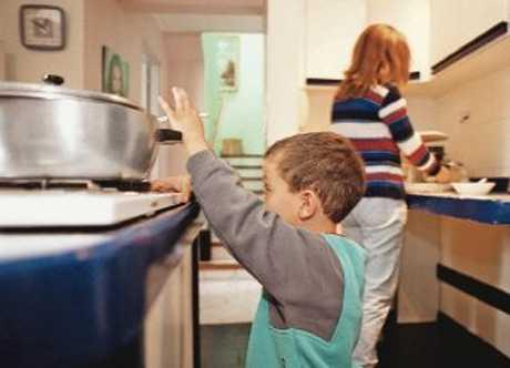 Evitar accidentes en niños