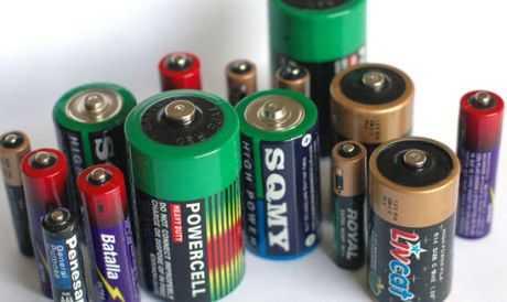 Cómo reciclar las pilas y las baterias