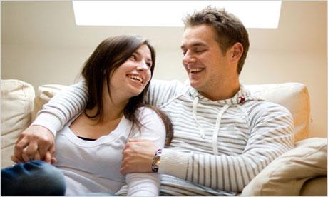 Convivencia en la pareja