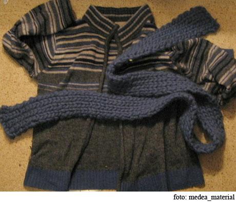 lavar la ropa de lana