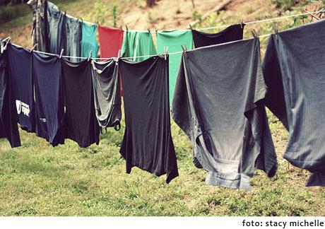 ropa lavada