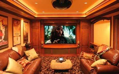 Decorar un cine en casa