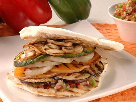 sandwiches bajas calorías