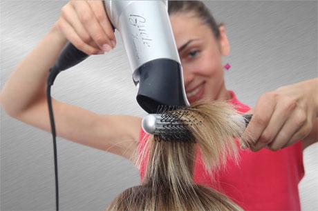 Secar el pelo de manera adecuada