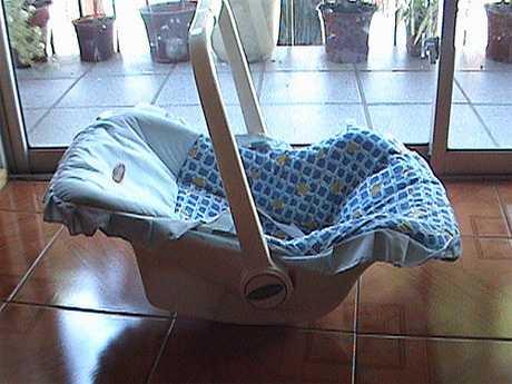 Sillas reclinables para bebés