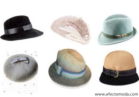 sombreros vintage