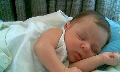Rutinas de sueño en bebés