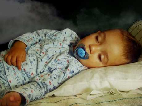 Horas de sueño del bebé