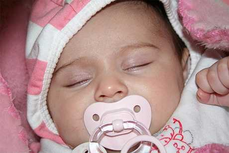 Patrón de sueño en el bebé