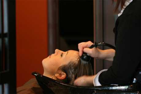 Teñir pelo durante el embarazo