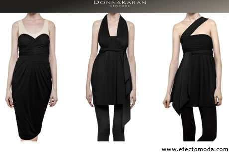 vestido Donna Karan