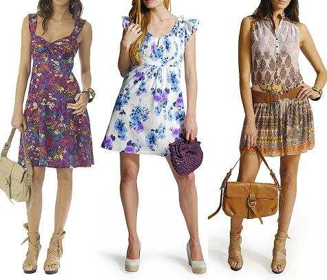 ropa casual verano 2011